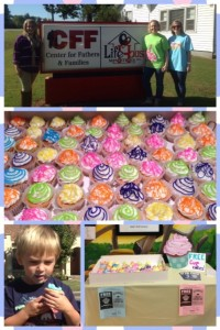 Cupcakes for Life in Paragould